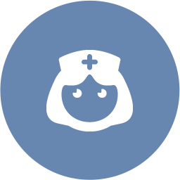 Icon of a nurse